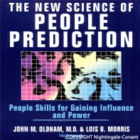 The New Science of People Prediction
